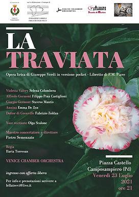 La Traviata a Camposampiero (PD)