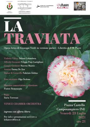 La Traviata a Camposampiero
