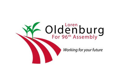 Loren Oldenburg Logo Working for your fu