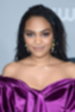 Black Lightning's China McClain (Jennifer Pierce, Lightning)