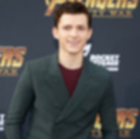 Spider-Man's Tom Holland (Far From Home, Homecoming)