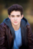 Joshua Bassett (High School Musical The Series' Ricky Bowen)