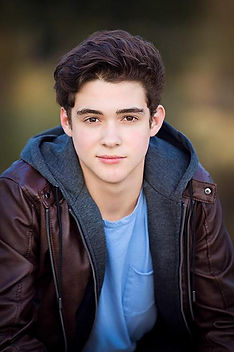 Joshua Bassett (High School Musical The Series' Ricky Bowen)