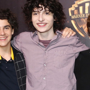 Finn Wolfhard Kisses A Boy - Fans Defend Him From Being Gay