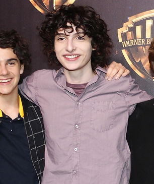 Stranger Things' Finn Wolfhard (It Chapter Two's Richie Tozier, Ghostbusters 2020)