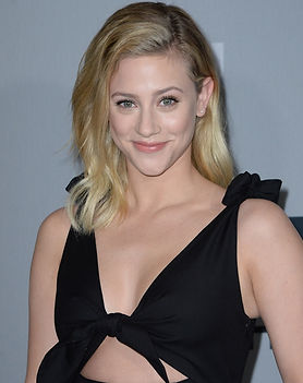 Riverdale's Betty Cooper (Lili Reinhart) Netflix