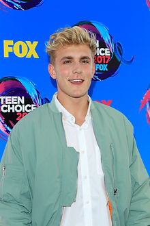 Jake Paul (Tana Mongeau's boyfriend and husband)