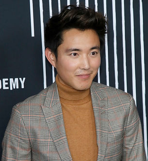The Umbrella Academy's Justin H. Min (Ben Hargreeves / Number Six)