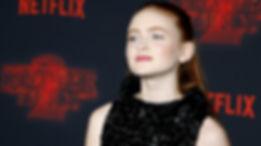 Stranger Things' Sadie Sink (Netflix's Eli)