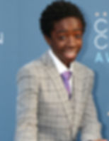 Stranger Things' Caleb McLaughlin