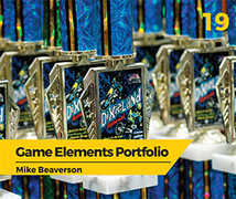 Game Elements Photography