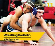 Wrestling Photography
