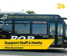 Support Staff & Media