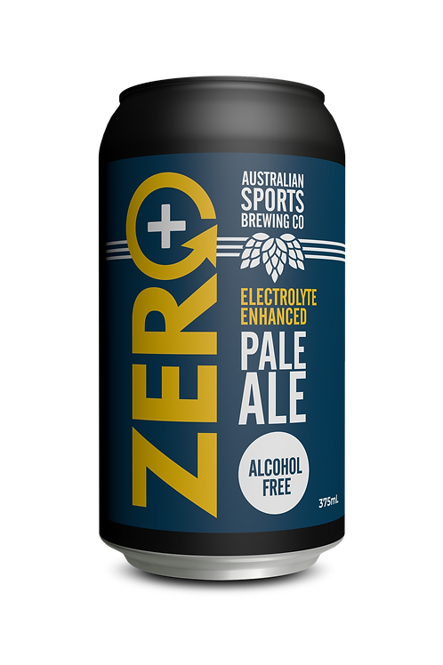 ZERO+ Pale Ale - 375ml cans