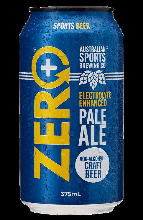 ZERO+ Pale Ale - 375ml cans