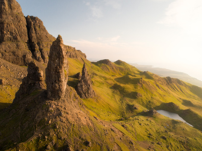 24 hours in Isle of Skye