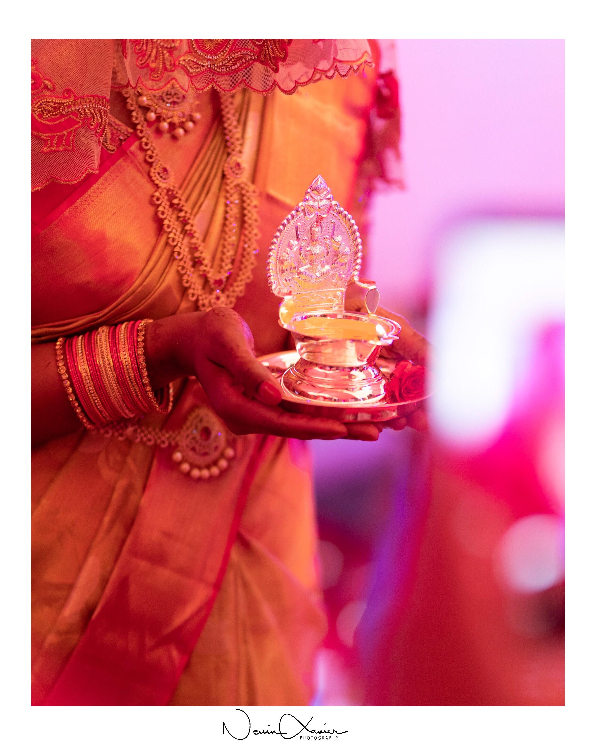Hindu Wedding Ceremony and Reception