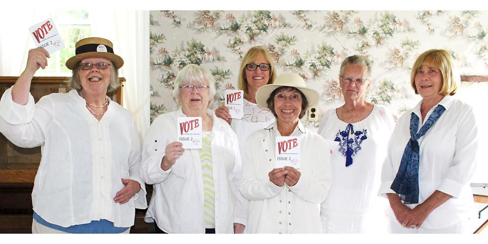 Women's Caucus Meeting