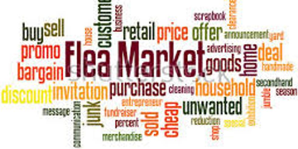 Flea Market at Munson Town Hall
