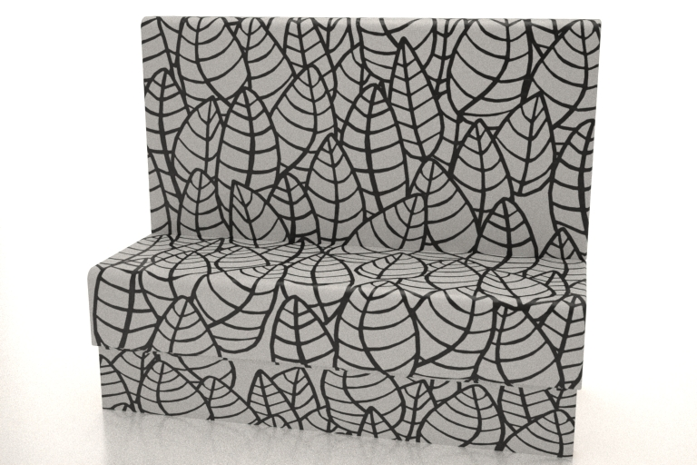 LEAVES - Printed Fabric