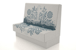Custom printed Bench Seating