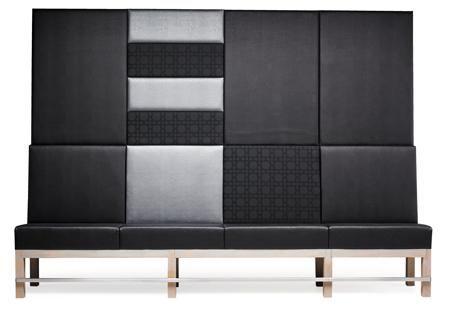 Wall Panel Seating