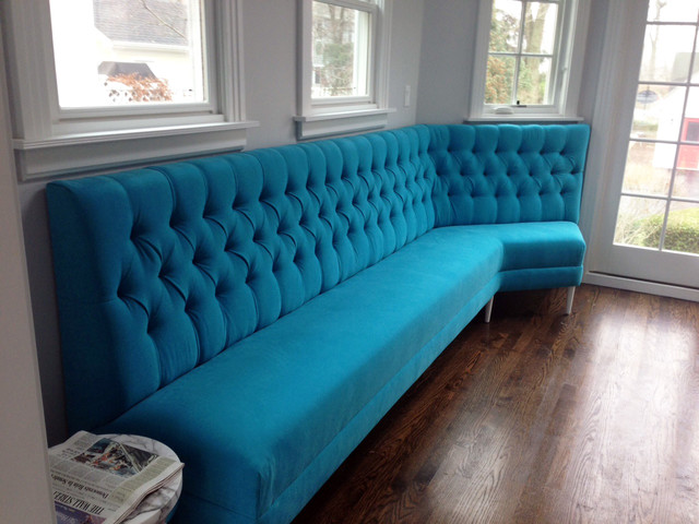 Deep Buttoned Seating