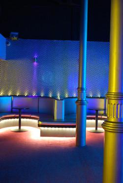 Nightclub Seating Cleethorpes Pier