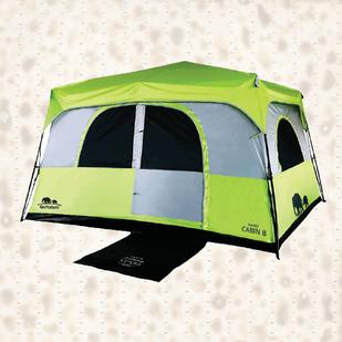 אוהל ל-8 אנשים