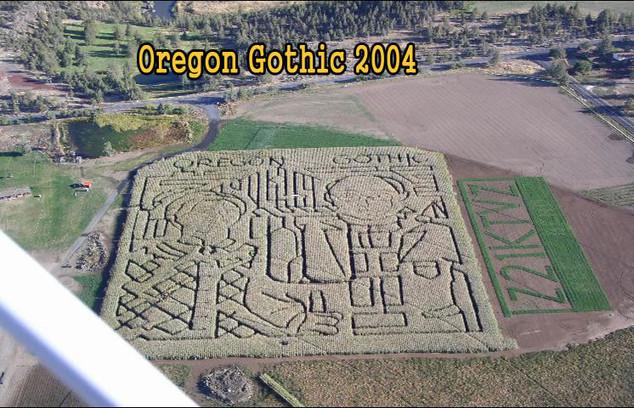 Oregon Gothic 2004