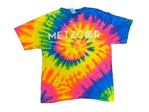 Metzcor Tie Dye T-Shirt - Clearance