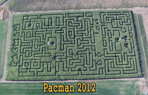 Pacman 2012
