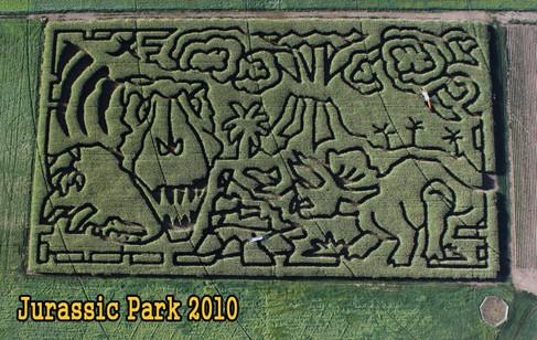 Jurassic Park 2010