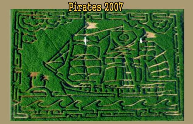 Pirates 2007