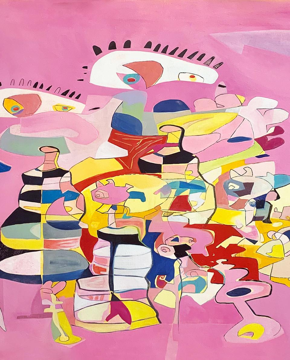 Outbreak by Isabel Brinck