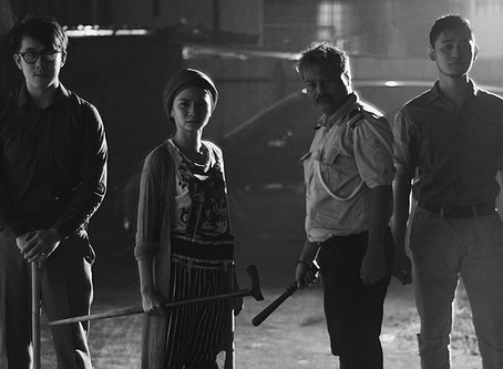 The Fat Bidin Film Club review KL24: Zombies