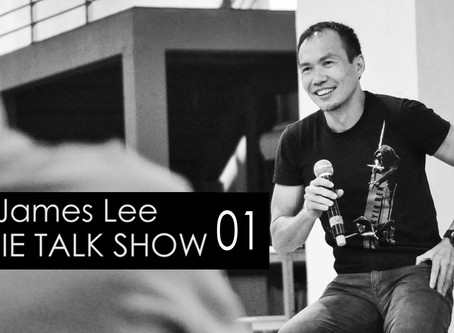 The James Lee INDIE TALK SHOW 01