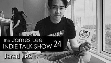 The James Lee Indie Talk Show 24