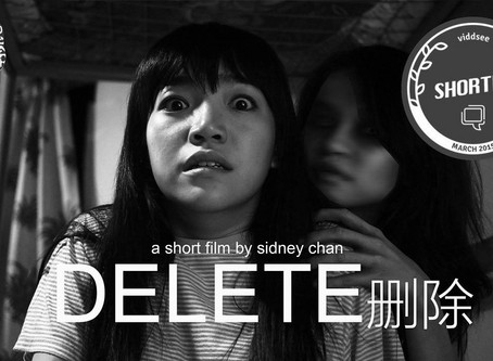 DELETE Shortee of March 2015