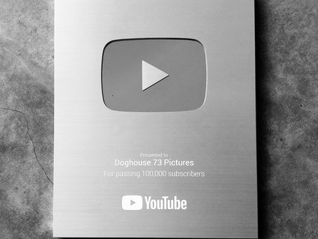YouTube Silver Creator Award