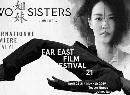 Two Sisters Far East Film Festival 2019