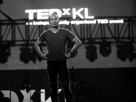 How I Survive TEDxKL 2015