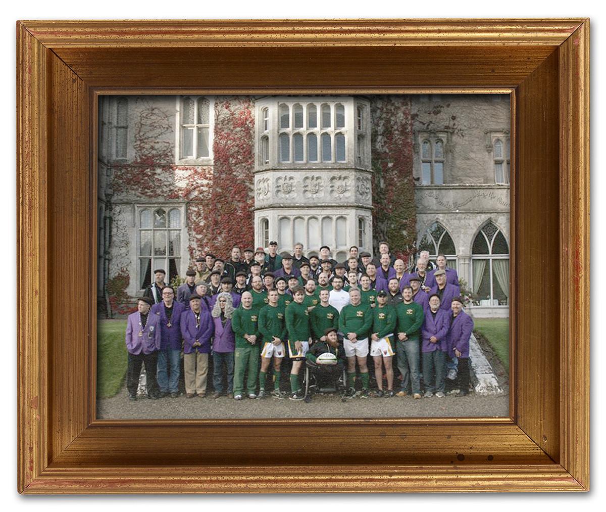 Ireland Tour 2013