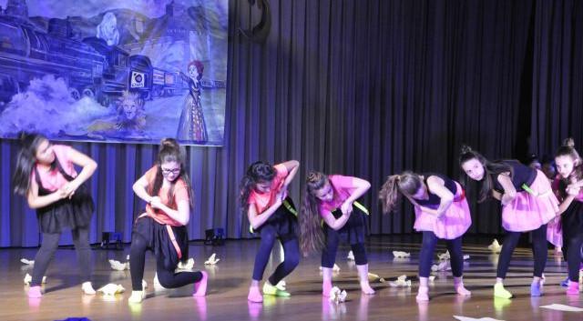 Danse vernier