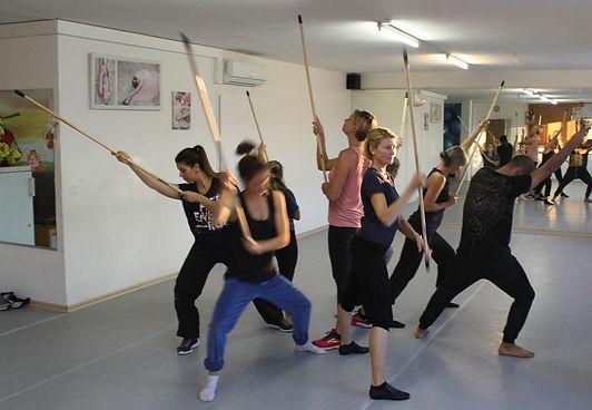 vernier dance
