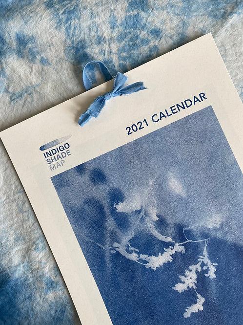 Indigo Art Calendar 2021