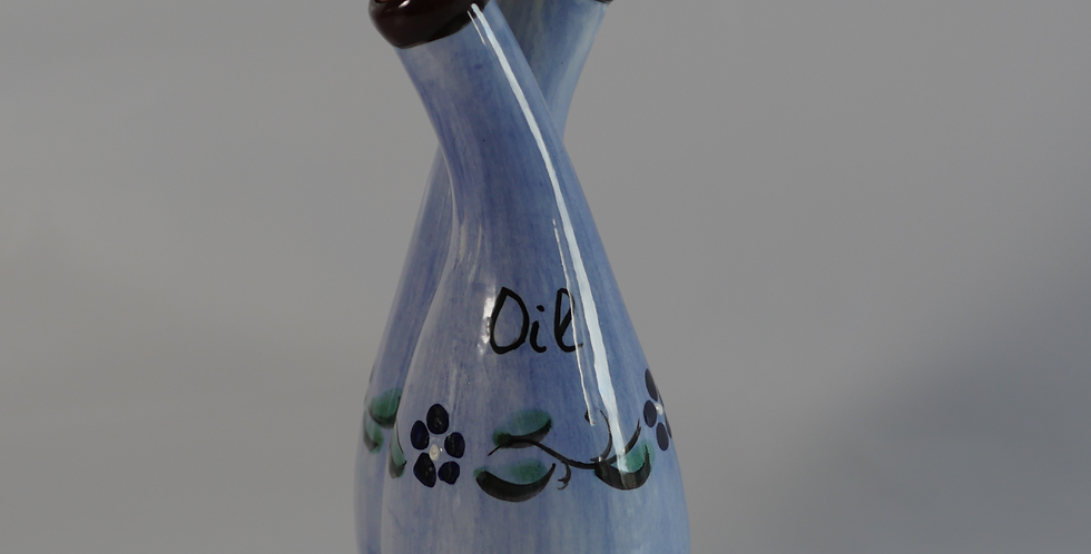 Blue Lavender | Oil & Vinegar Bottle