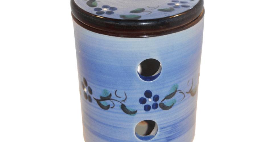 Blue Lavender Garlic Keeper