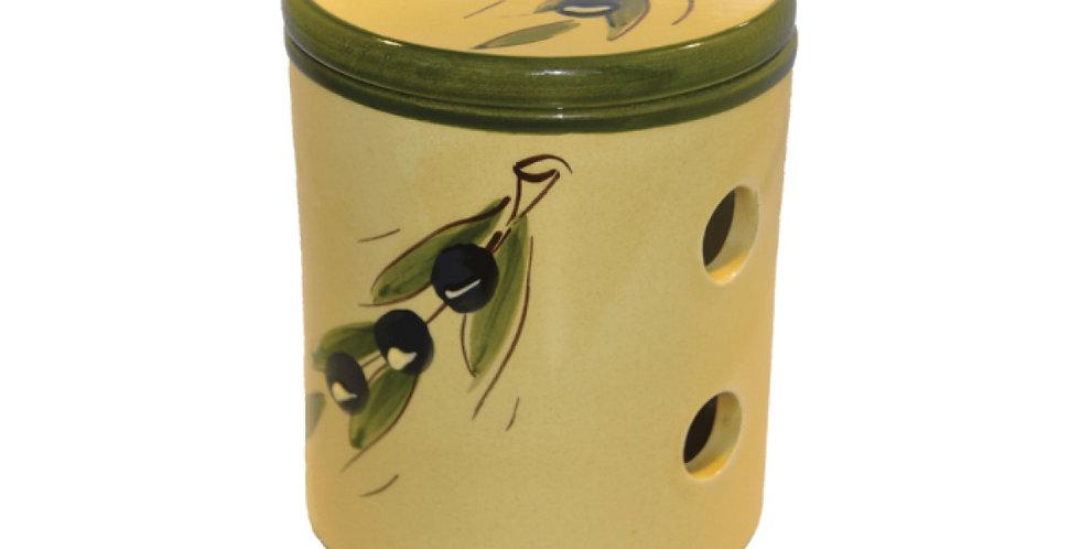 Classic Olive Garlic Keeper