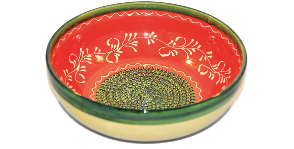 Fiesta Grater Bowl